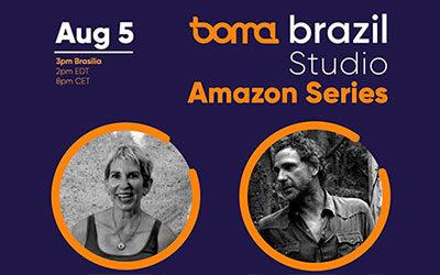 BOMA Presents: Studio Amazon Series With Oskar Metsavaht (Instituto-e) and Sarah duPont