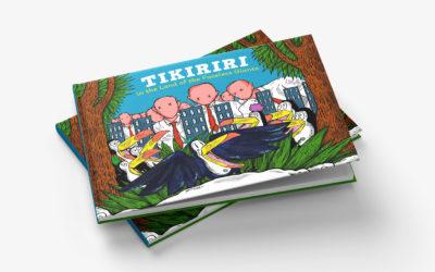 Storytellers Simon Becker & Tiago Araújo Create Innovative AR Picturebook To Inspire Children To Appreciate The Amazon