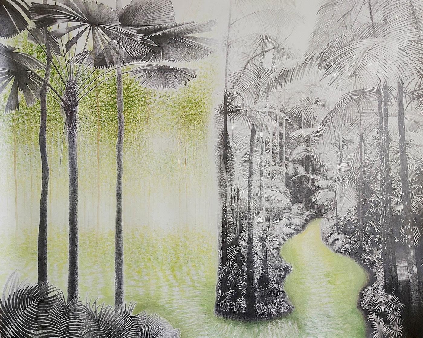 Judit Prieto drawing